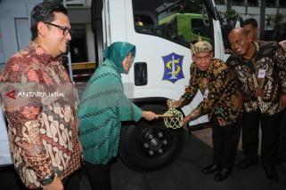 Alat Berat Milik Pemkot Surabaya Bertambah 63 Unit