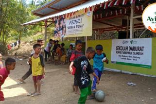 Avian Gandeng Yayasan Dompet Dhuafa Bangun 300 Hunian di Lombok