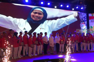 Asian Games - Khofifah Thanks E Javanese Gold Medalists