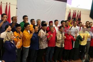 Buka Rekening Dana Kampanye, TKD Jokowi-Ma'ruf Jatim Komitmen Transparan