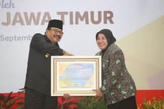 Raih WTP, Wali Kota Probolinggo Terima Piagam Penghargaan dari Menteri Keuangan