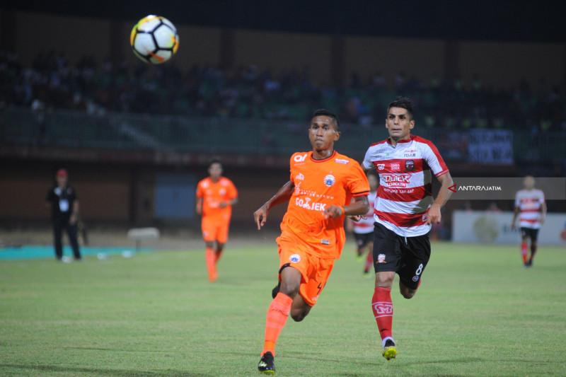 Persija Kalahkan Madura United