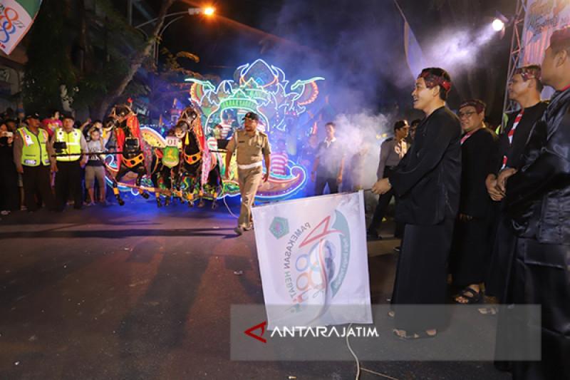 Music Daul Carnival Tutup Kemilau Madura 2018