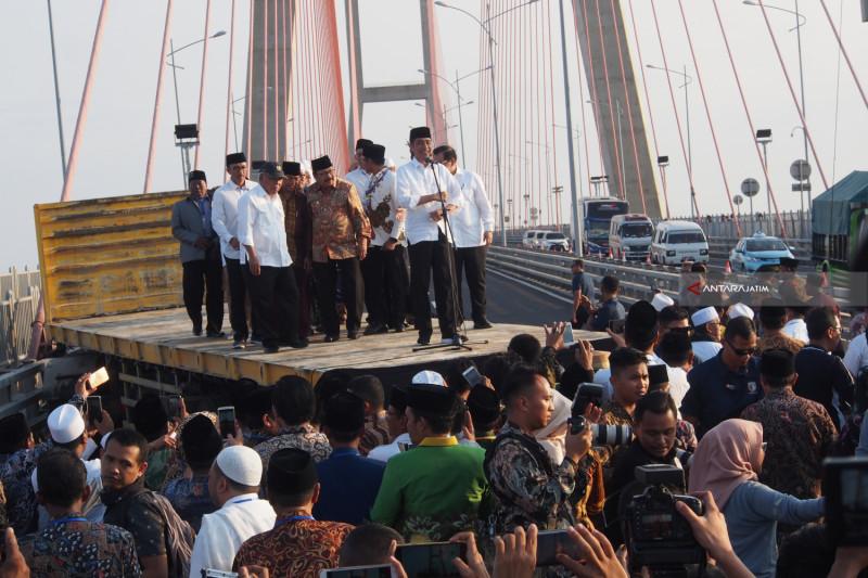Taruna Merah Putih: Jokowi Jalankan Pembangunan Merata