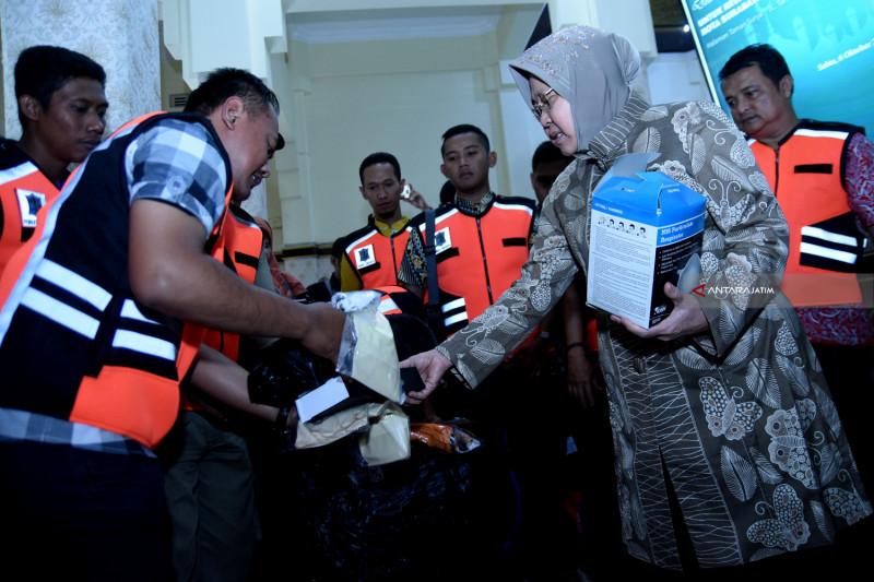 Pemkot Surabaya Berangkatkan Relawan Gempa Palu Tahap Dua