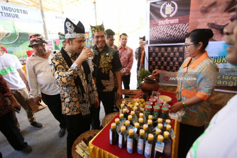 Emil Dardak Kunjungi Agro Expo untuk Dukung Industri 4.0