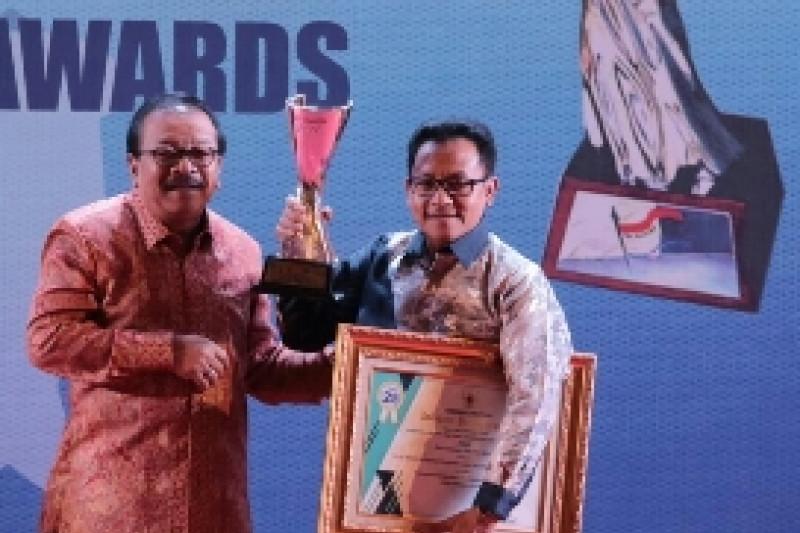"""Brexit-e-Mas"" Antar Kota Malang Raih Dua Penghargaan Good Practices Award 2018"