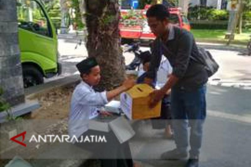 """PWI-""""IBU"""" Malang Galang Dana untuk Donggala di Hari Santri"""