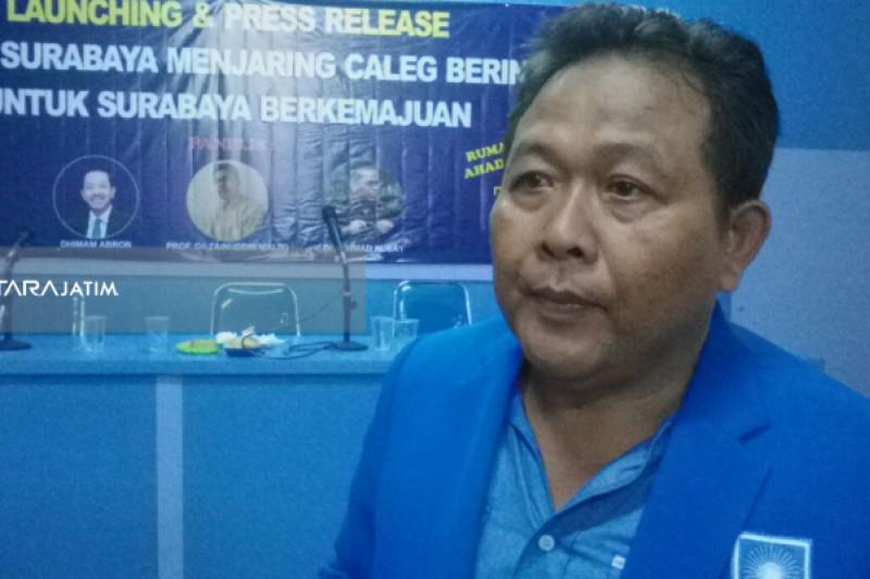 PAN Siapkan Tiga Cawali Maju Pilkada Surabaya 2020