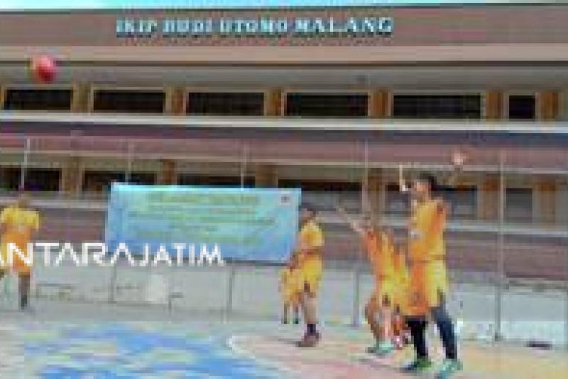 Tim Bola Tangan IKIP Budi Utomo Malang Bidik Piala Rektor Unesa