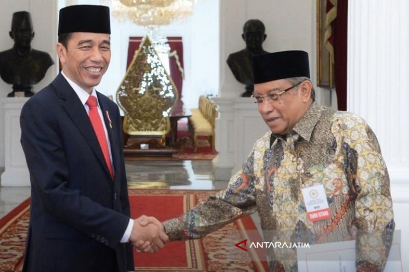 Jokowi dan Said Aqil Masuk 50 Tokoh Muslim Berpengaruh