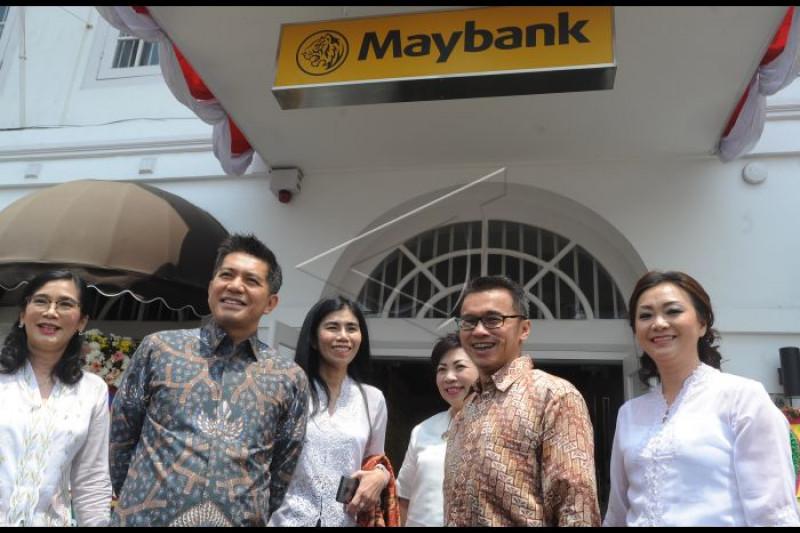 Maybank Indonesia Gandeng Angkasa Pura II Tingkatkan Fasilitas Pinjaman