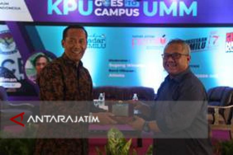 KPU: Ada Lima Kriteria Menjadi Pemilih Pemula Berdaulat