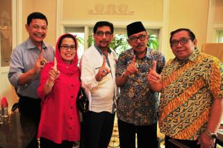 TKD Jokowi Incar Kemenangan 70-80 Persen di Sidoarjo