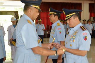 Kolonel Pnb Widyargo Ikoputra Jabat Danlanud Iswahjudi