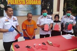 Polisi Sidoarjo Tangkap Pelaku Pembunuhan di Sedati