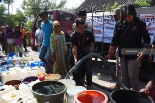 Jurnalis Magetan Gelar Aksi Peduli Bencana Kekeringan (Video)