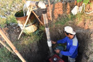 Penurunan Air Tanah