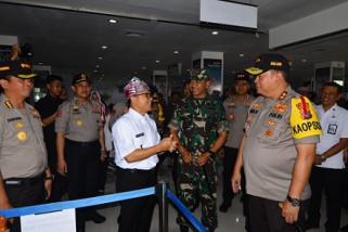Pangdam-Kapolda Kunjungi Mal Pelayanan Publik Banyuwangi