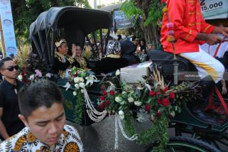 President Opens Fifth Keraton Festival in Sumenep, E Java