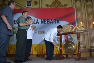 Wiranto Dorong Masyarakat Terapkan Aksi Bela Negara
