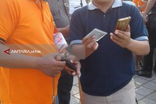 KPU Kota Madiun Sosialisasikan Gerakan Melindungi Hak Pilih