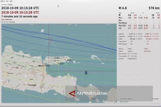 BPBD Benarkan Gempa Bumi Terjadi di Bangkalan