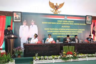 Gubernur Jatim Minta Bupati Lumajang Prioritaskan Sektor Pertanian
