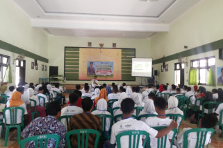 Puspa Agro Gelar Pelatihan Hidroponik di Bojonegoro