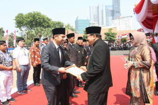 Trenggalek Raih Penghargaan Kabupaten Sehat dari Gubernur Jatim