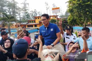 Sandiaga Janjikan Perbaikan Infrastruktur Pariwisata (Video)
