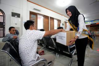 Imigrasi Blitar Galang Dana Untuk Korban Bencana Sulteng (Video)