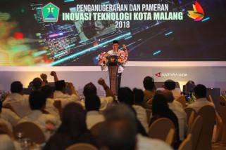 Pemkot Malang Dorong Inovasi Berbasis Teknologi