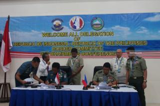 Indonesia-Filipina Tanda Tangani 10 Kesepakatan terkait Perbatasan