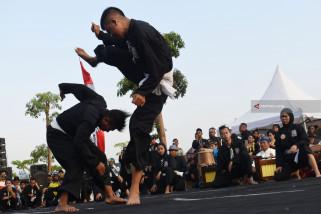 Festival Kabupaten Madiun Kampung Pesilat Diwacanakan sebagai Wisata Budaya (Video)