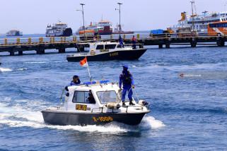 Patroli Laut Pengamanan IMF-WB