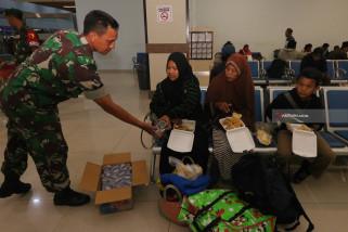 Belasan Korban Gempa Sulteng Pulang ke Ngawi