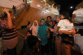 Pemprov Jatim Tanggung Biaya Kepulangan Pengungsi Palu