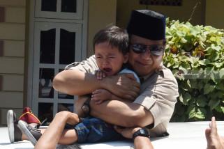 Kunjungan Prabowo di Magetan