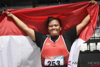 Asian Para Games - Indonesia Raih Dua Emas Para-Atletik