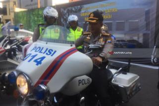 900 Personel Disiagakan untuk Operasi Zebra di Surabaya