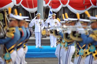 Wisuda Purnawira Perwira Tinggi TNI AL