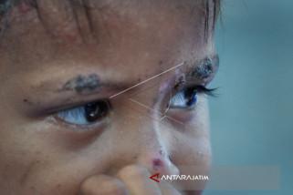 Anak-anak Pengungsi Petobo Jalani Pemulihan Psikologis