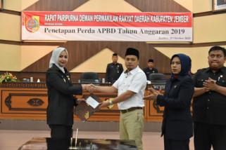 APBD 2019 Kabupaten Jember Defisit Rp351 Miliar