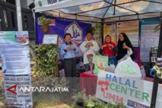 UMKM Binaan UMM Penampil Terbaik Pameran Hari Santri Nasional 2018