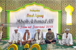 Ribuan Warga Benowo Surabaya Beri Dukungan Fandi Utomo