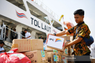IPC Group Kirim Bantuan Logistik ke Sulteng