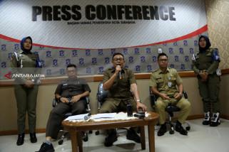 Pemkot Surabaya Umumkan Aturan Pemasangan APK Pemilu 2019