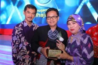 Peduli TIK Pendidikan, Wali Kota Malang Raih