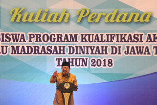 Selama 2006-2018, Pemprov Jatim Sekolahkan 11.922 Guru Madin